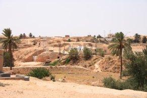 old-desert-city