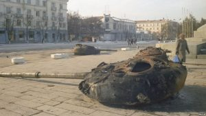 tanks-in-grozny